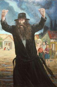 The Meshuggener of Kfar Chabad
