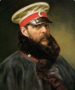 Russian tsar Alexander II