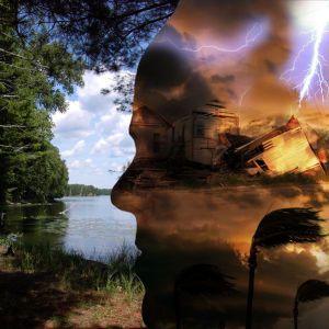 Storm raging inside my head