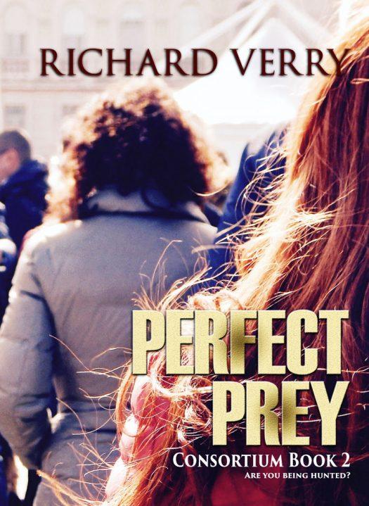 Perfect Prey Book Cover