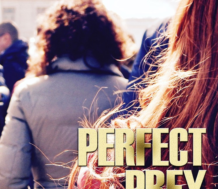 Perfect Prey cover reveal