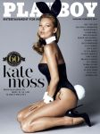 Kate Moss as the Easter Bunny, Happy Easter