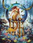 Blue Mermaid jigsaw puzzles