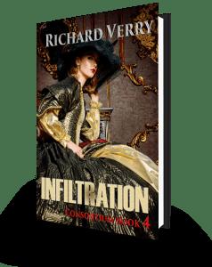 Infiltration: Consortium Book 4