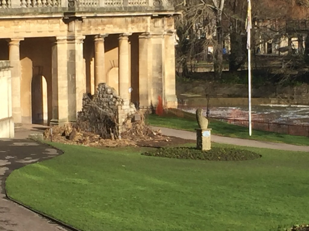 What Lies Behind Bath's 'bamboo Curtain'? And A Possible