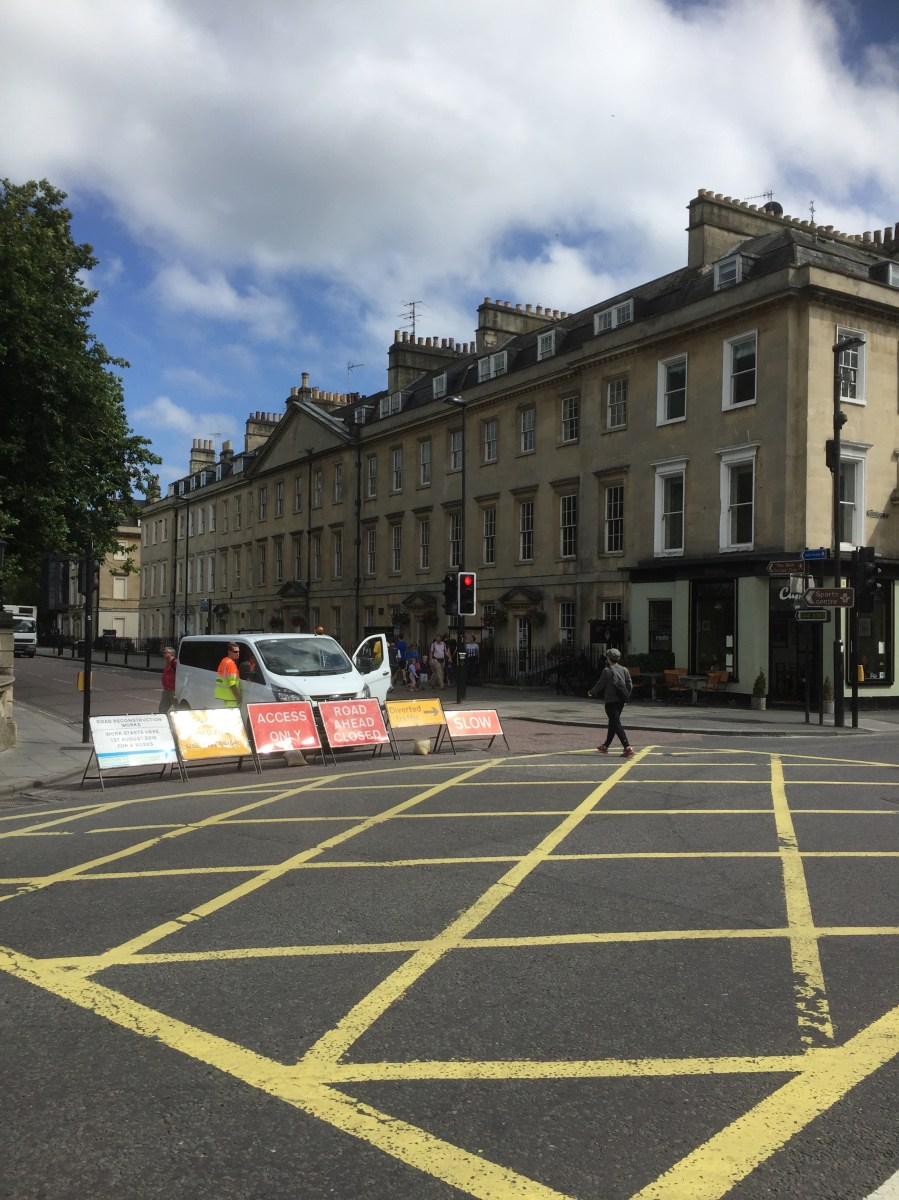 Closure Dates North Parade Bath