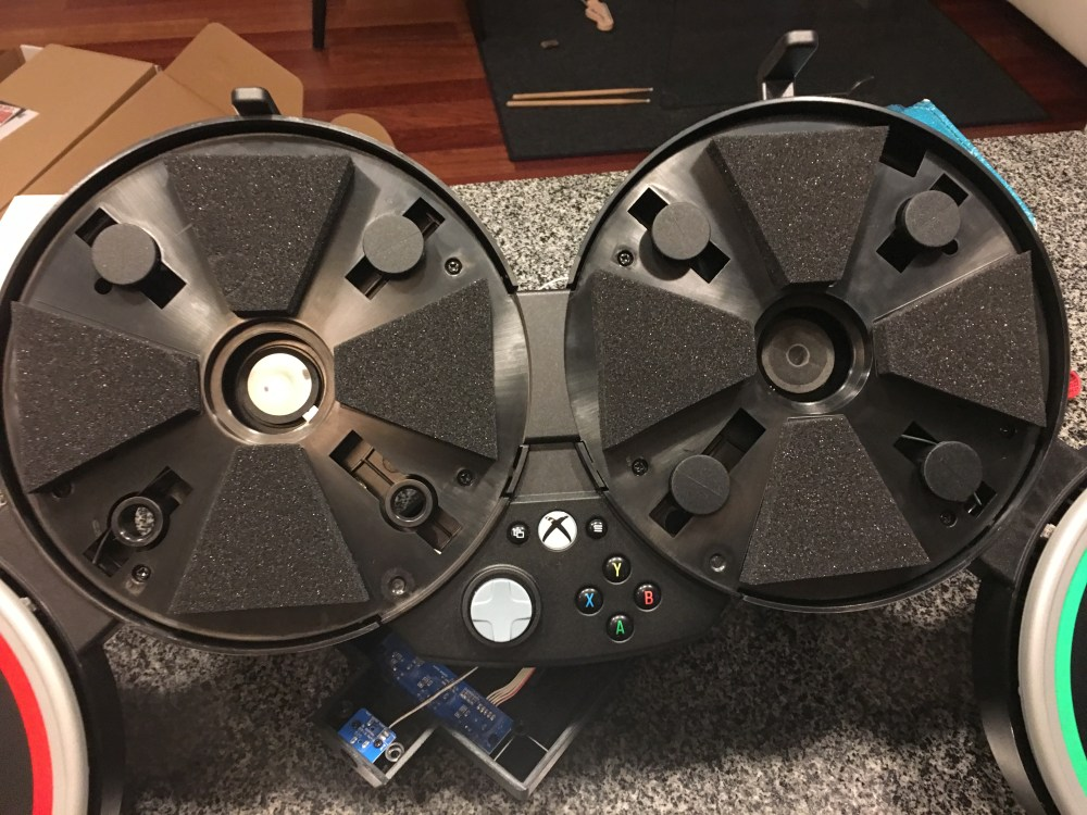medium resolution of you can pull hard on the drum pads to remove them rubber stoppers may or