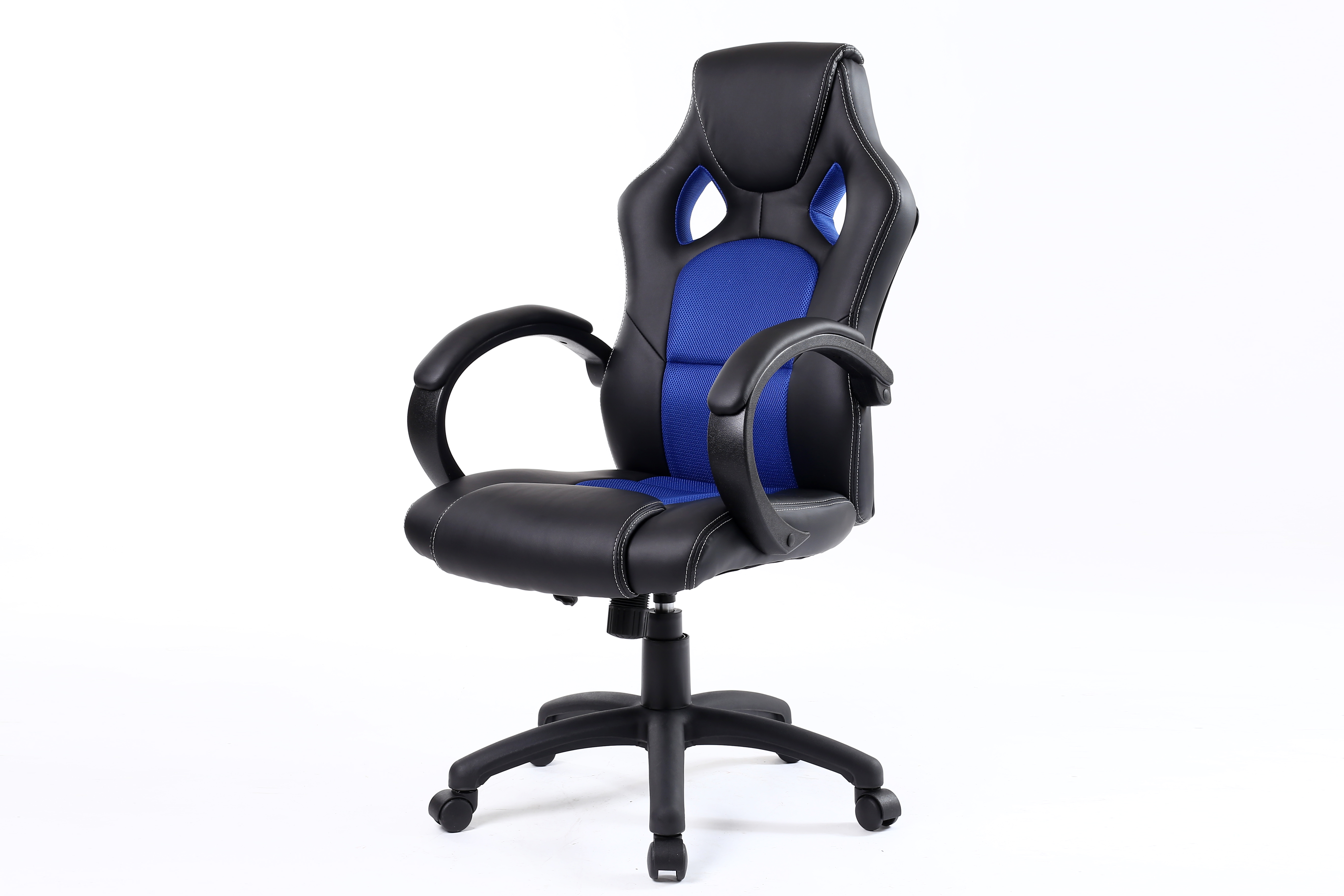 Computer Chairs For Gaming Executive High Back Ergonomic Swivel Tilt Pu Leather