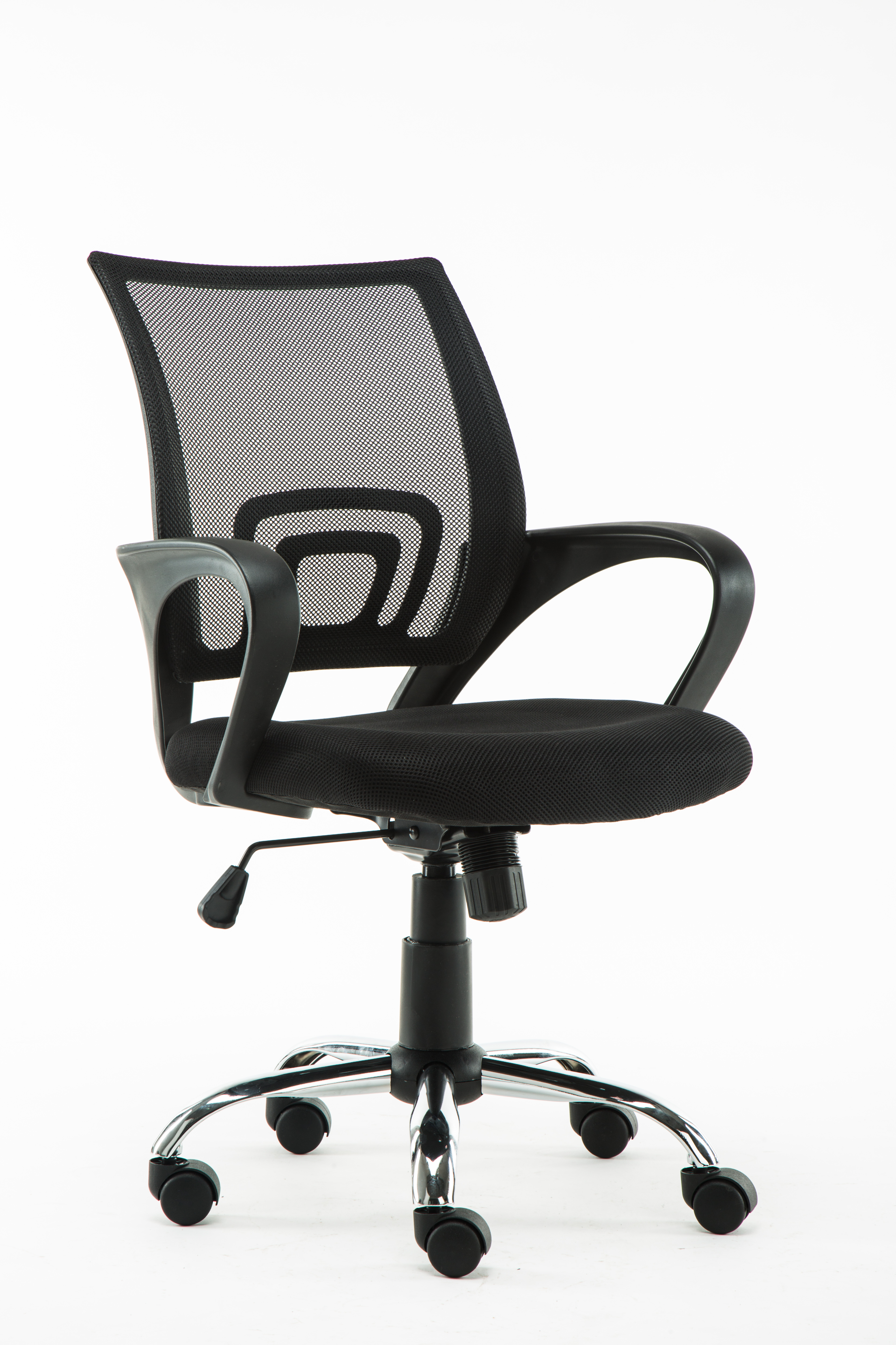 Ergonomic Mesh Chair Ergonomic Mesh Mid Back Task Chair Black