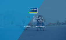 Landing page for both US and Canada Benefits
