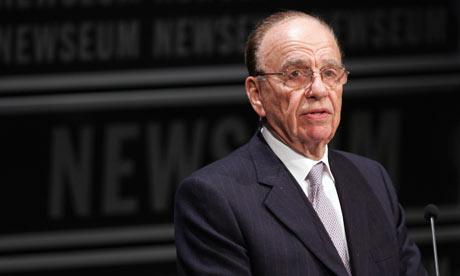 Rupert Murdoch News Corp