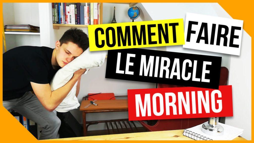 miracle morning france