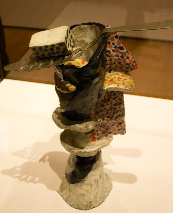 Absinthe Picasso Sculpture
