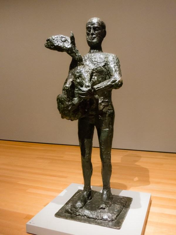 Picasso Sculpture Philadelphia