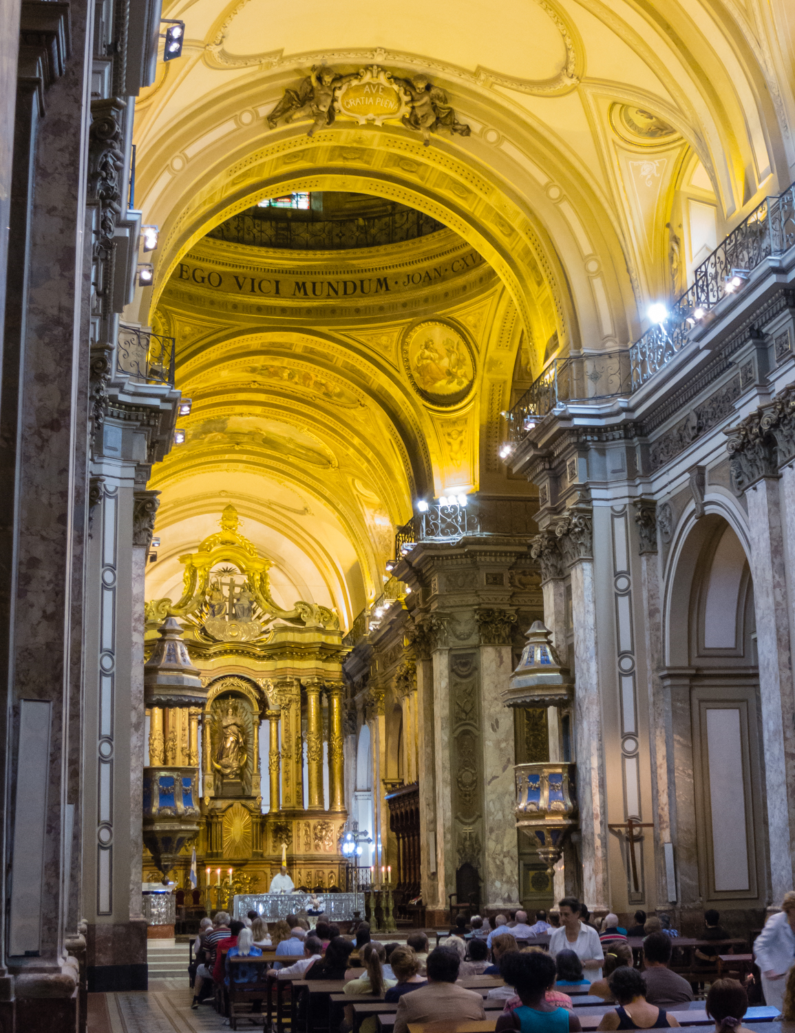 A walking tour of the historic and political heart of Buenos Aires Argentina  Where in the