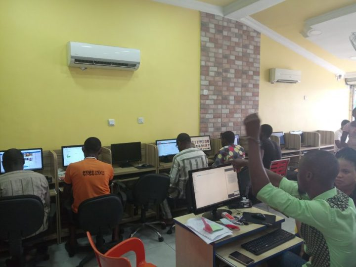 Best Cyber cafe In Lagos