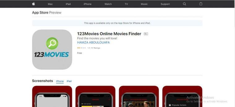 123movies App