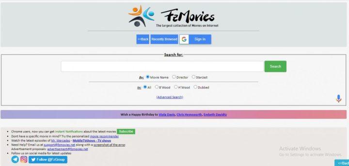 websites like 123movies