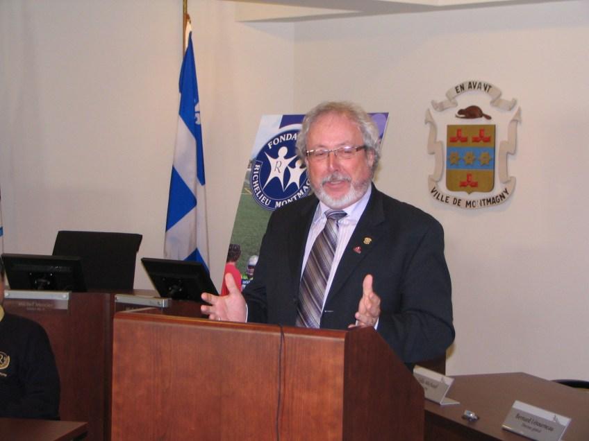 Jean Guy Desrosiers