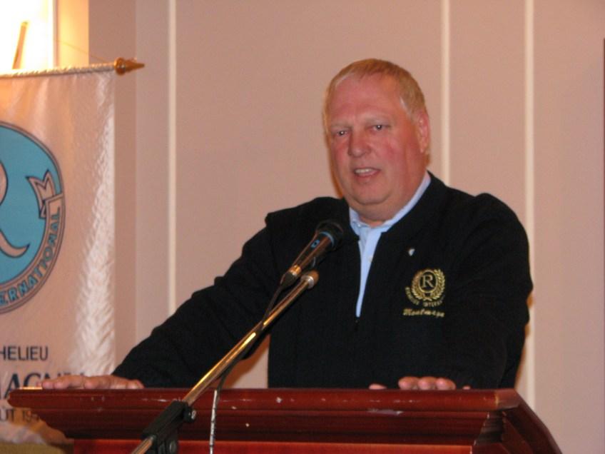 Yves Proulx Membre émérite 2010