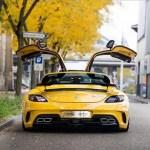Mercedes AMG SLS by NoteWorthy Exotics on Instagram