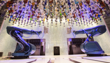 Hamorny of the seas Bionic Bar