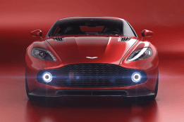 Aston Martin Vanquish Zagato 4