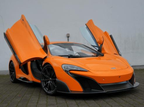 McLaren 675LT 2