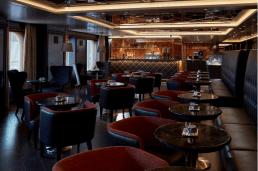 The Seven Seas Explorer Lounge