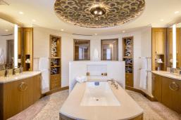 Tyra Banks penthouse bathtub