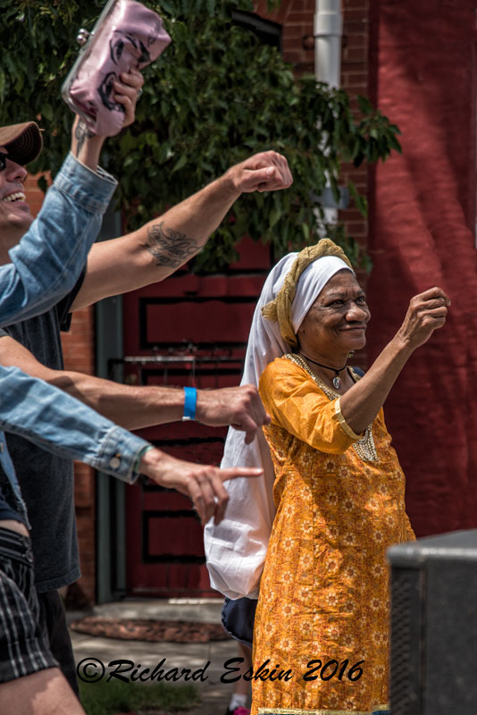 Dance to the Music. At the Sowebo Festival 2016