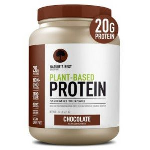 Natures Best by Isopure Plant Based Protein Powder  137 lbs  Natures Best by Isopure Plant Based Protein Powder 137 lbs 1