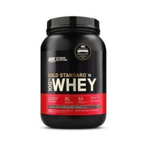 Optimum Nutrition ON Gold Standard 100 Whey Protein All  Flavours  Optimum Nutrition ON Gold Standard 100 Whey Protein Powder 2 lbs 907 g Double Rich Chocolate Primary Source Isolate For Men and Women 1 1