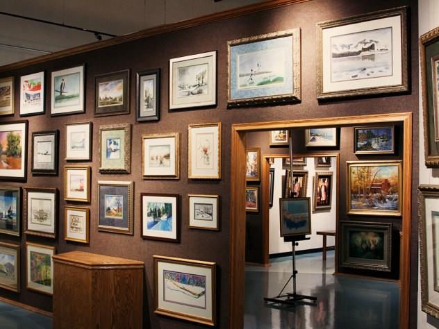 Watercolor Room