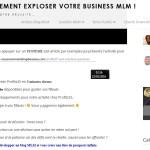 01 scam escroquerie arnaqueur ponzi escrocs 05 reussirsonmarketingdereseau Christophe GARNIER profit 25