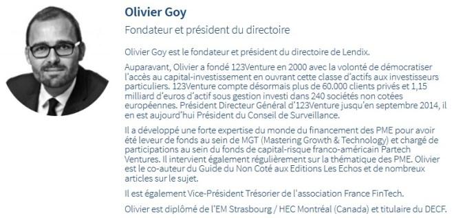 Goy de olivier 12 Lendix inversión crowdfunding crowdlending