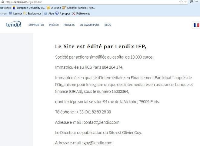 Lendix inversión crowdfunding crowdlending 15
