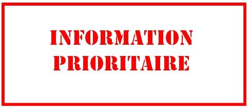 priority information