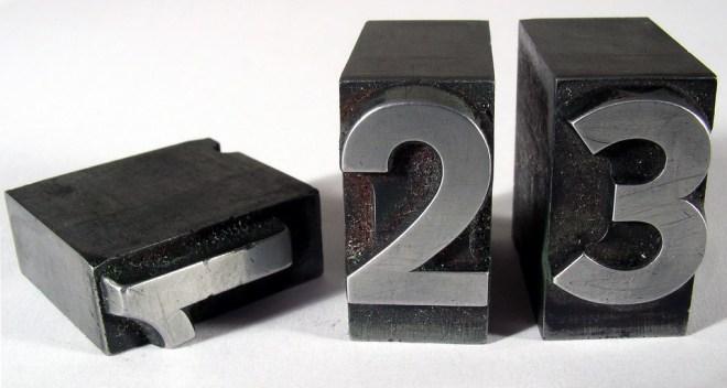 Características / beneficios / evidencia tan simple como contar 1-2-3