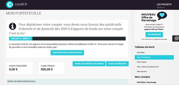 crédit.fr menu 01