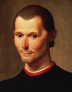 Détail du Portrait de Machiavel (posthume), Santi di Tito, 2de moitié du XVIe, huile sur toile.