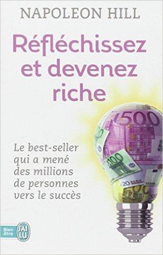 Libro de Napoleón HIll, un best seller