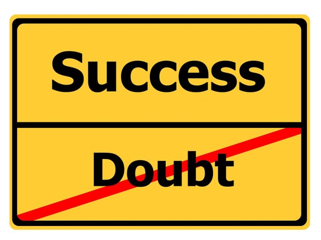 doubt success