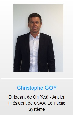 hoolders investissement crowdfunding innovation co-investissement 13 Christophe GOY Dirigeant de Oh Yes!