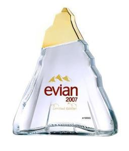 Evian limited edition