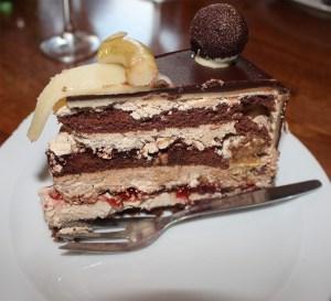 Truffle-Cake