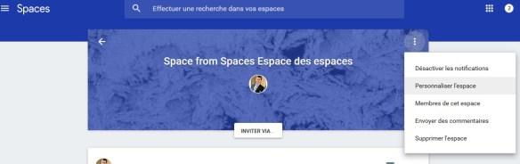 Google espacios espacios modo enploi 3