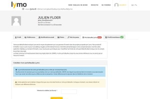 lymo crowdfunding menú personal inmobiliaria corwdlending