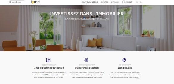 presentación de inmobiliaria lymo crowdfunding corwdlending