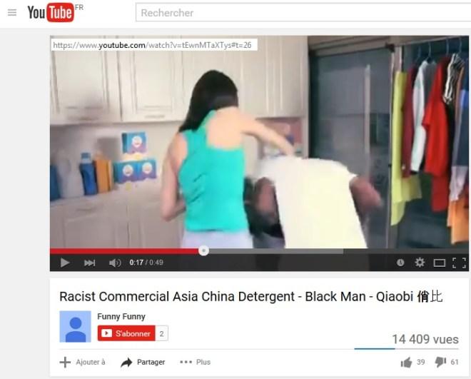 pub raciste